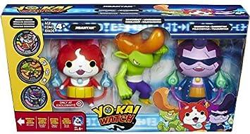 Baby Alive - Pack 3 Figuras yo-Kai: Amazon.es: Juguetes y juegos