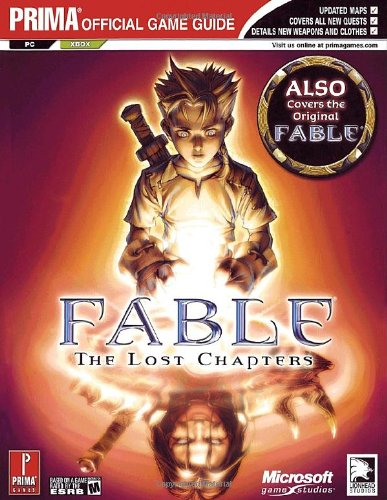 Fable: The Lost Chapters (Prima Official Game Guide)