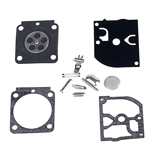 Savior Carburetor Carb Repair Kit Gasket Diaphragm for Stihl BG55 HS45 FS55 FS38 MM55 Trimmer Zama RB-100 C1Q-S serires