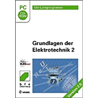 Grundlagen der Elektrotechnik 2. Version 2.0. CD-ROM für Windows 98/ME/2000/XP