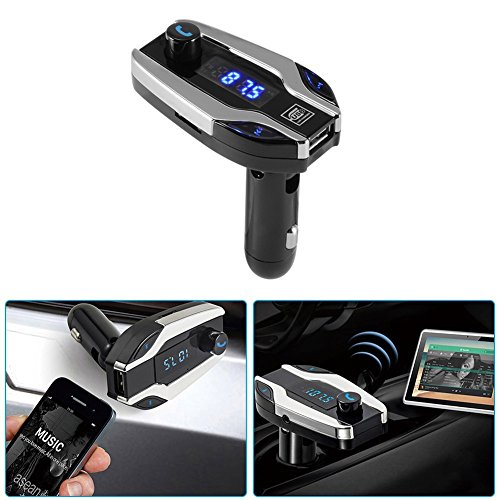 shakeball FM Transmitter, Bluetooth FM Transmitter Radio