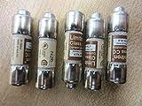 Bussmann KTK-R-8 Limitron KTKR8 Class CC Fuses 8 Amp (Pack of 5)