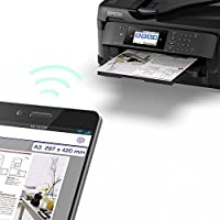 Epson Workforce WF-7710DWF Inyección de Tinta 32 ppm 4800 x 2400 ...