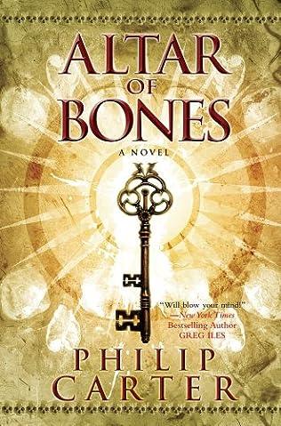 book cover of Altar of Bones