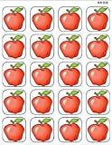 Amazon Price History for:Teacher Created Resources Apples Stickers, Multi Color (1252)