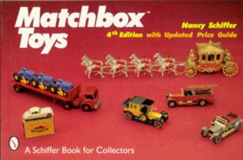 Matchbox Collectors Catalog (Matchbox Toys With Updated Price Guide)