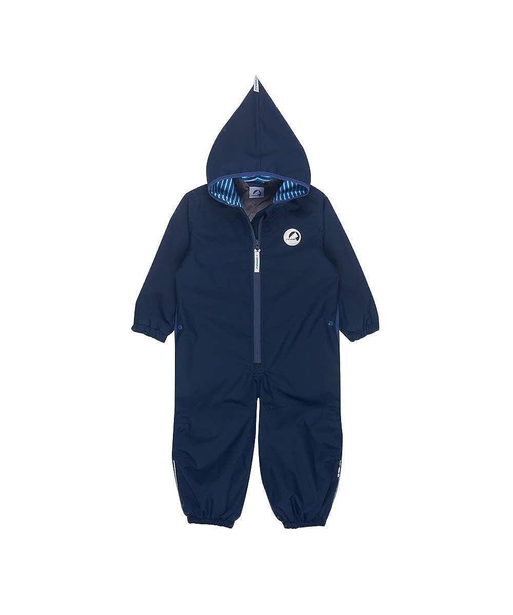 Finkid Pikkuli navy denim Kinder Matsch /& Regen Overall