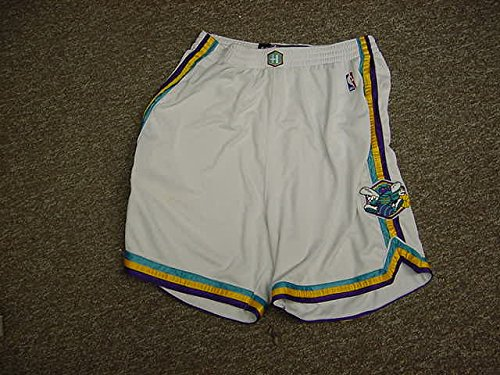 - Courtney Alexander. New Orleans Hornets Game Worn Shorts