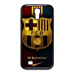 Barcelona Football 001 Samsung Galaxy S4 9500 Cell Phone Case Black TPU Phone CaseRV_715683