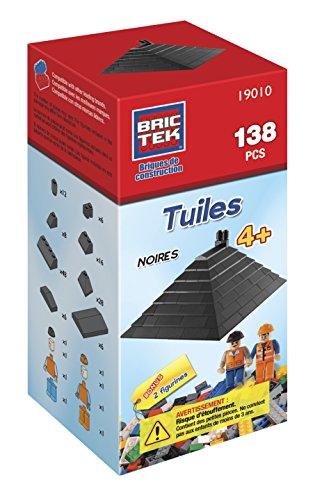 Brictek Roof Tiles- Black- 138 ()