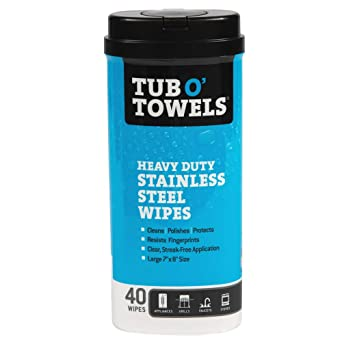 Amazon.com: Toallitas Tub O para limpieza, pulido y ...