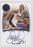 Sue Bird (Basketball Card) 2007-08 Press Pass Legends - Saturday Signatures - [Autographed] #SUBI