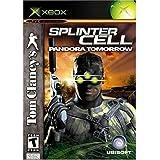 Tom Clancy's Splinter Cell Pandora Tomorrow - Xbox
