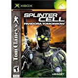 Tom Clancy's Splinter Cell Pandora Tomorrow - Xbox