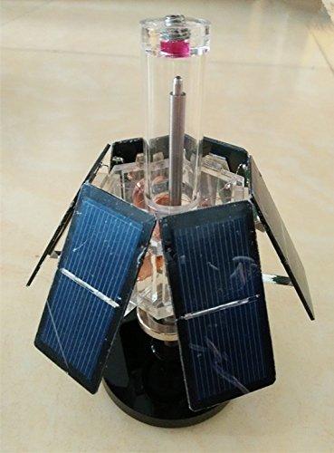 Sunnytech Solar Mendocino Motor Magnetic Levitating Model Educational Teaching Toy (QZ05) by Sunnytech