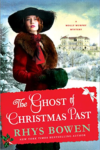 Book Cover: The Ghost of Christmas Past: A Molly Murphy Mystery