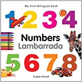 My First Bilingual Book - Numbers (English-Somali), Milet Publishing Staff, 1840595779