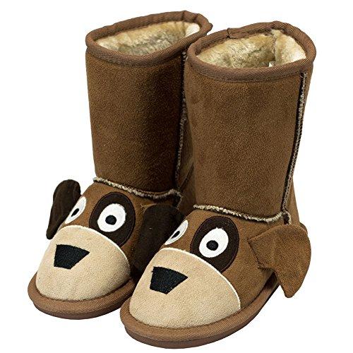 Dog Toasty Toez Kids Boots - -