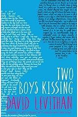 Two Boys Kissing Paperback