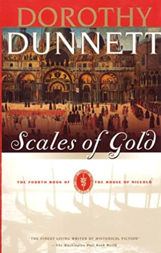 book cover of Scales of Gold