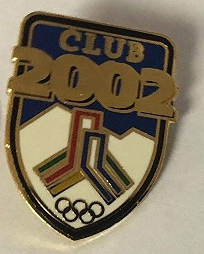 2002 Club Salt Lake Olympic Pin (2002 Olympic Pins)