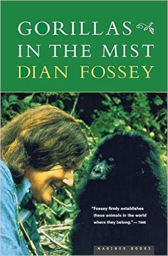 Gorillas In The Mist, Dian Fossey
