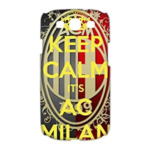 AC Milan For Samsung Galaxy S3 I9300 Csae protection phone Case FX279451