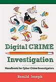 img - for Digital Crime Investigation: Handbook for Cyber Crime Investigators book / textbook / text book
