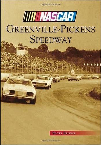 Book Greenville-Pickens Speedway (NASCAR (Arcadia Publishing)) by Scott Keepfer (2013-10-14)