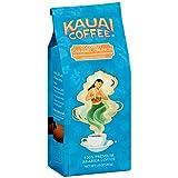 Kauai Coffee, Coconut Caramel Crunch Ground, 10 Ounce