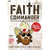 Faith Commander Children's Curriculum: Living Five Values from the Parables of Jesus