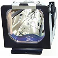 Electrified LV-LP10 6986A001 / POA-LMP31 Replacement Lamp with Housing for Canon Projectors