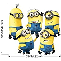 Apex Removable Despicable Me 2 Cute Minions Wall Stickers...