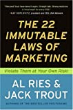 The 22 Immutable Laws of Marketing, Al Ries and Jack Trout, 0887306667