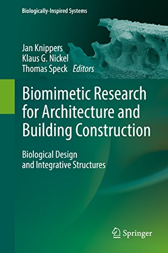 Biomimetic Investigate for Architecture and Building Construction: Biological Design and Integrative Structures (Biologically-Inspired Systems)
