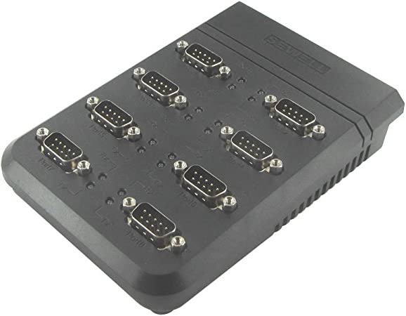 Accessories FTDI Sewell Octal USB to Serial Computer Electronics 8 Port