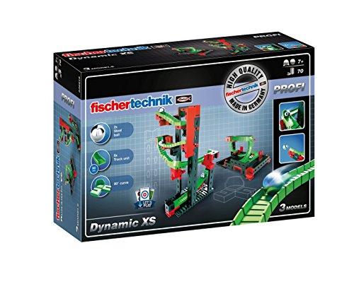 Fischertechnik 536619 - Konstruktionsspielzeug, Dynamic XS
