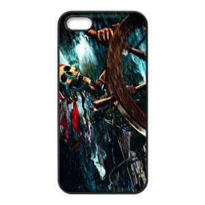 Pirates of the Caribbean Design Personalized Fashion High Quality Phone Case For Iphone 5S