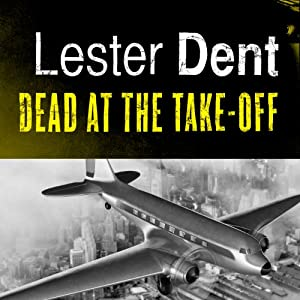 Dead at the Take-Off Audiobook