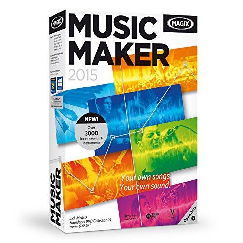 MAGIX-Music-Maker-2015