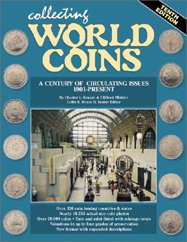 Download Collecting World Coins: More Than a Century of Circulating Issues : 1901-Present pdf