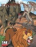 BESM D20 Monsterous Manual: BESM D20 Supplement