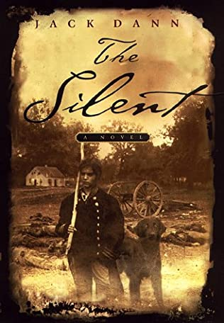 book cover of The Silent