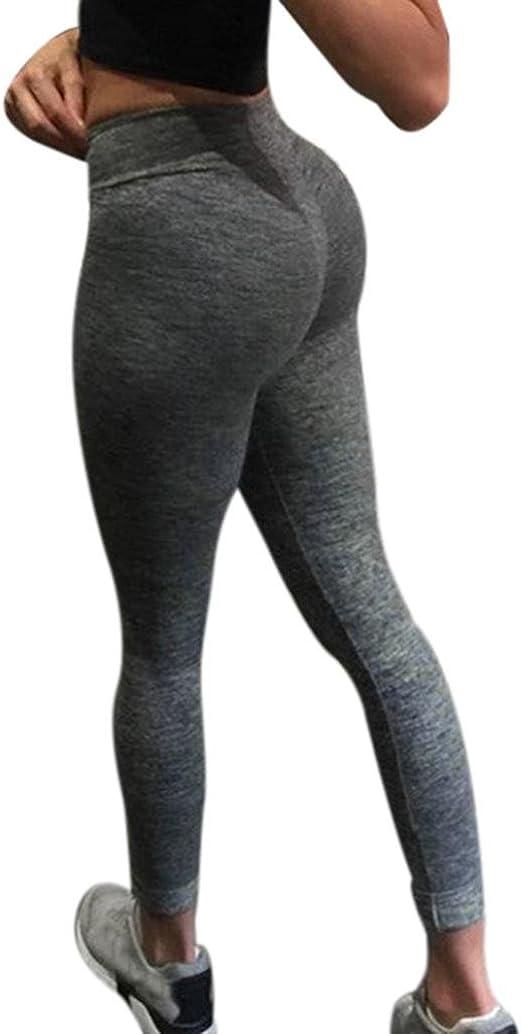 Viccki Women Workout Out Pocket Leggings Fitness Sports Running Yoga Athletic Pants