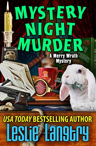 Mystery Night Murder (Merry Wrath Mysteries Book 10) by [Langtry, Leslie]