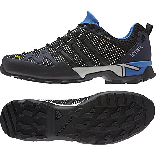 adidas Outdoor Herren Terrex Scope GTX Hell Royal / Schwarz / Navy