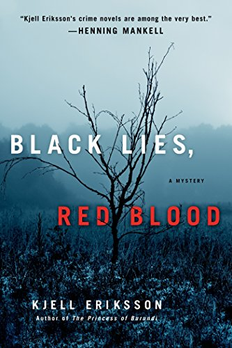 Black Lies, Red Blood: A Mystery (Ann Lindell Mysteries) (Best Selling Mystery Thriller Authors)