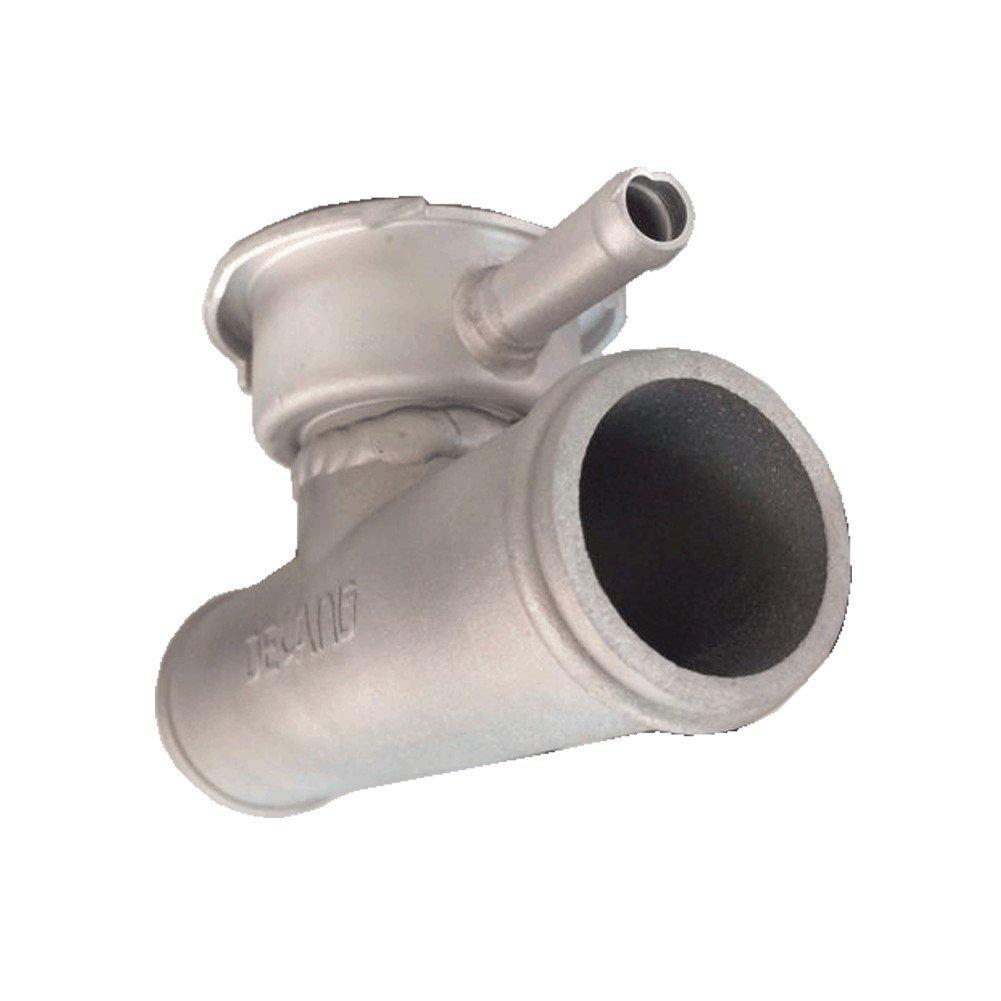 JSD M022 Aluminum Upper Radiator Hose Filler 1-1//4 to 1-1//4 Universal 63745