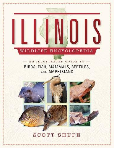 The Illinois Wildlife Encyclopedia: An Illustrated Guide to Birds, Fish, Mammals, Reptiles, and Amphibians