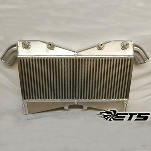 ETS Street Direct Bolt On Intercooler Upgrade for 2008-2015 Nissan GTR R35 ()